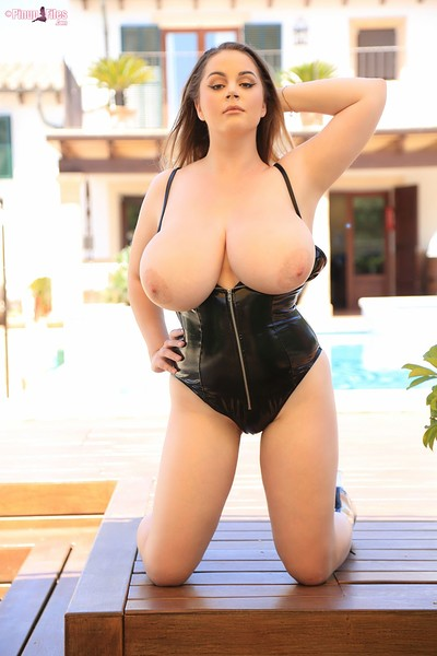 Holly Garner in Vol 1 Set 2 from Pinup Files