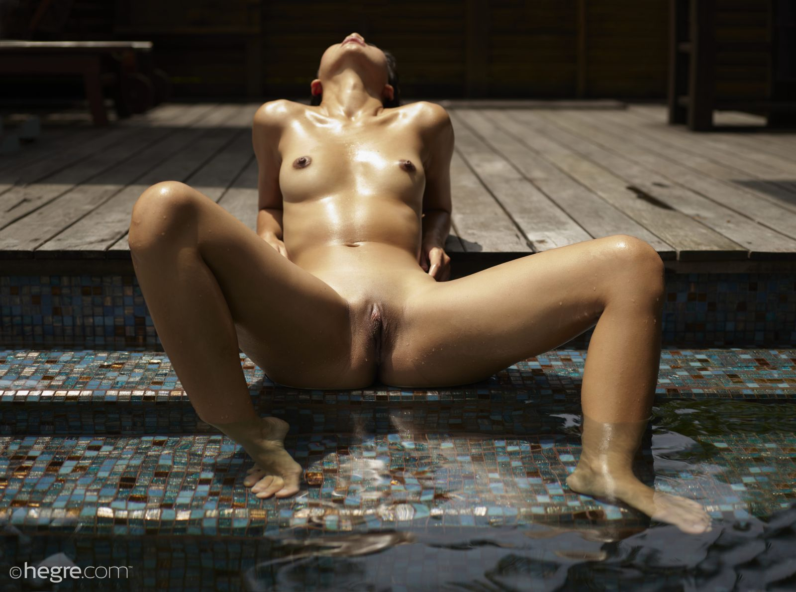 thai nude model
