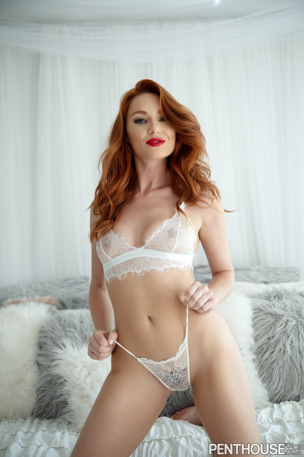 Lacy Lennon Nude in White Phoenix - Free Penthouse Picture Gallery at Elite  Babes