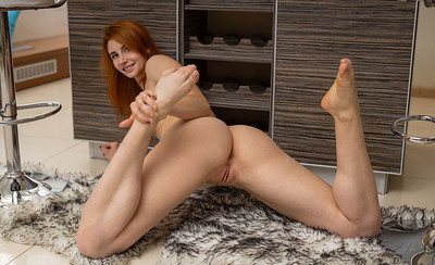 Agata in Warm Place from Showy Beauty