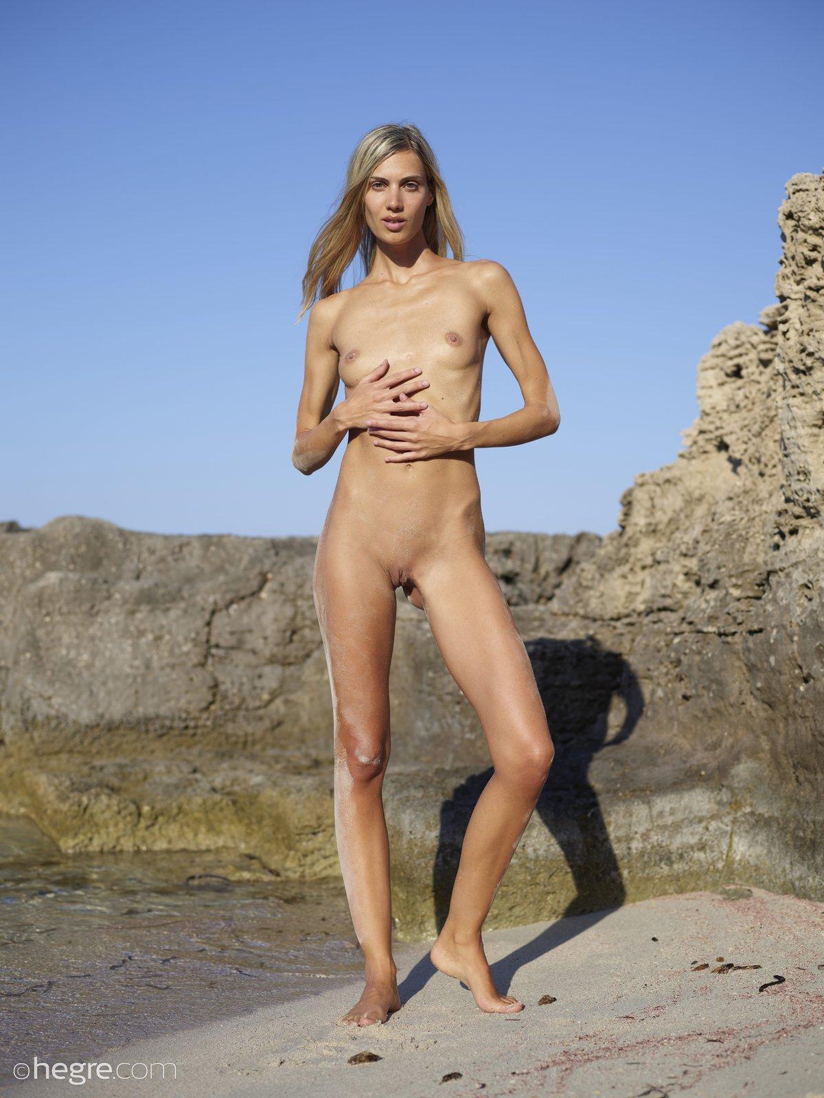 Top models naked