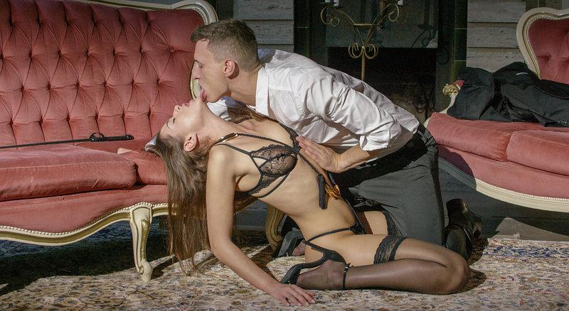 Girl dominate sex
