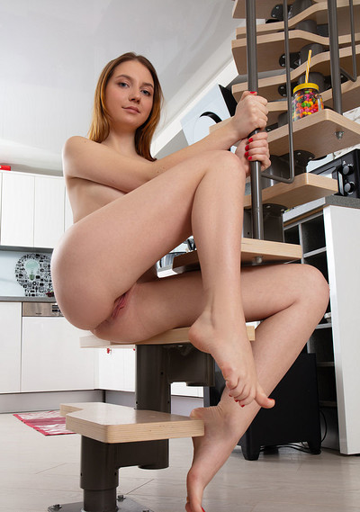 Astra in Study Her from Showy Beauty