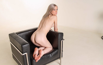 Alesya A in Naked Girl from Stunning 18