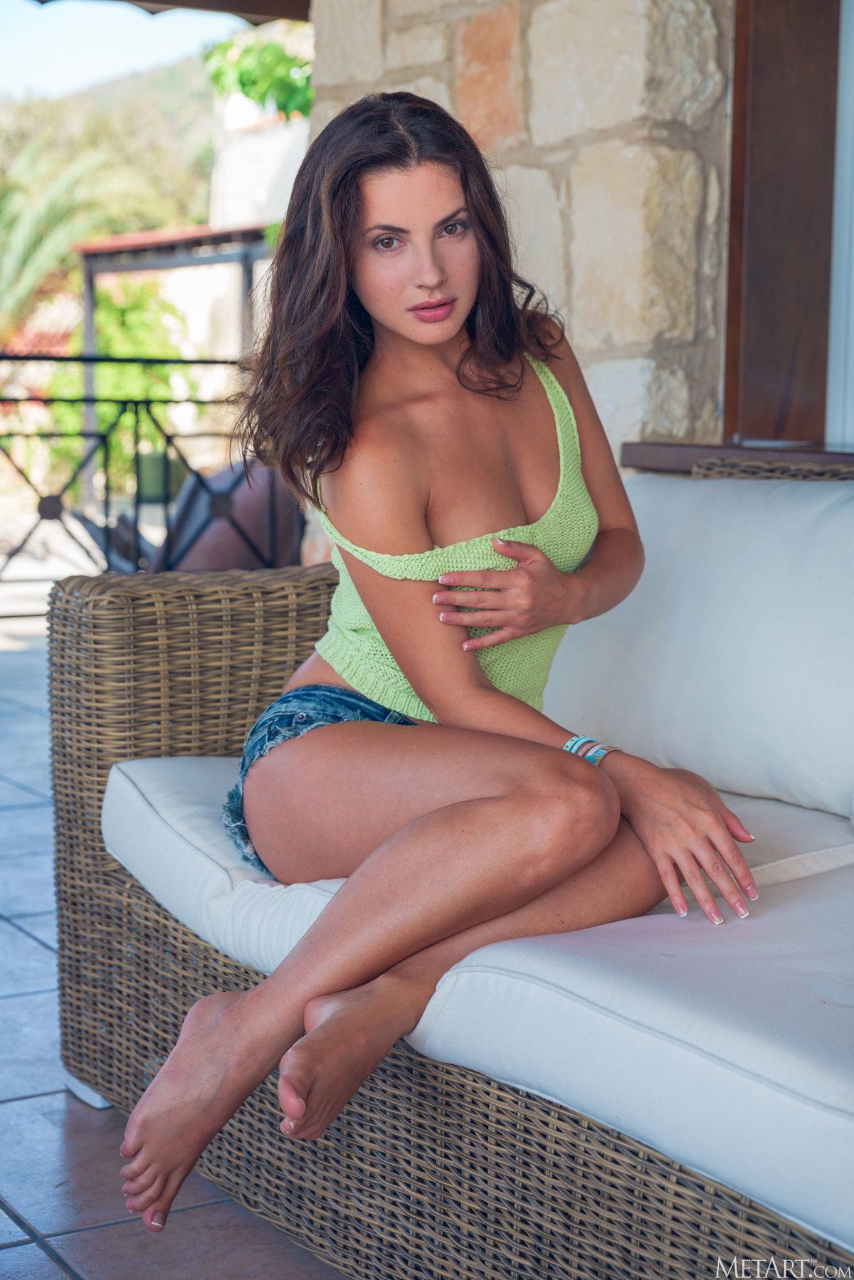 Эрошоу сексуальной Jasmine Jazz - Happy Green