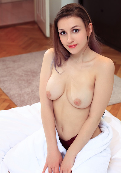 Sacha in Lovely Evening from Showy Beauty