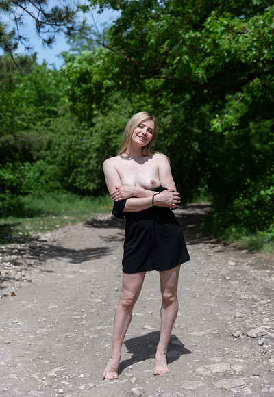 Varvara in On a Forest Road from Stunning 18