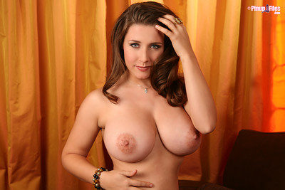 Erica Campbell in Vol15 Set 2 from Pinup Files