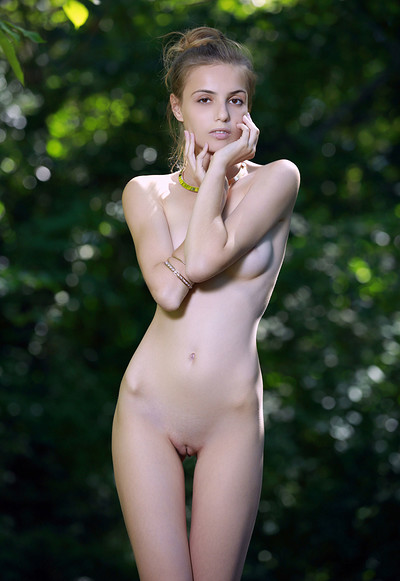 Elle P in Natural from Femjoy
