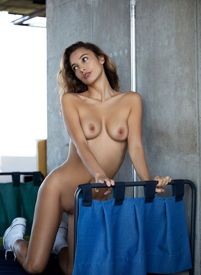 Calypso Muse in Lofty Views from Playboy