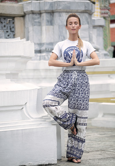 Cara Mell in Postcard From Thailand from MPL Studios