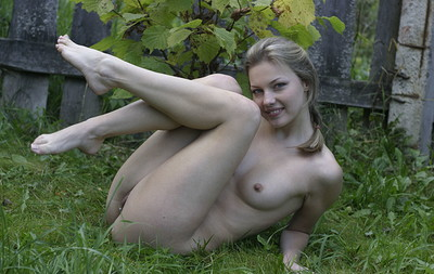 Lana Y in Corral For Naked Girls from Stunning 18