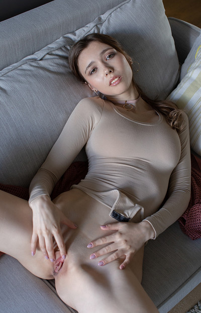 Mila Azul in Cozy Evening from Ultra Films