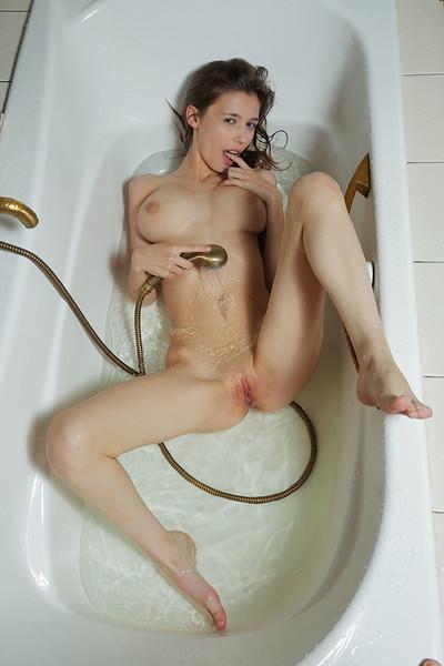 Mila in Bathing Fun from Eternal Desire