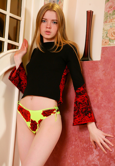 Avril A in Bikini from Stunning 18