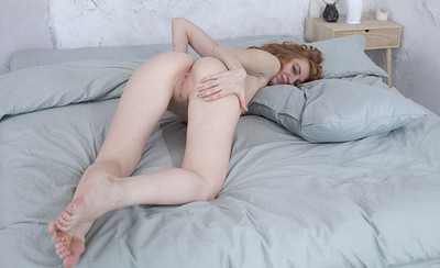 Nika in Erotic Look from Showy Beauty