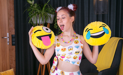 Lexi in Keep Smiling from Showy Beauty