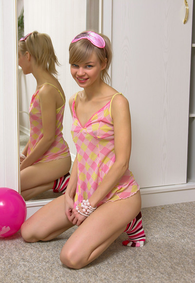 Cindy B in  Pajamas from Stunning 18