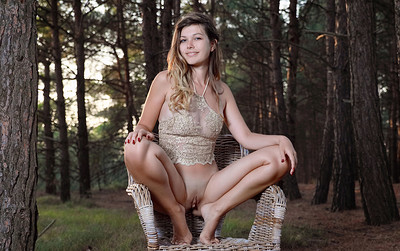 Stefania in Nature Lover from Femjoy
