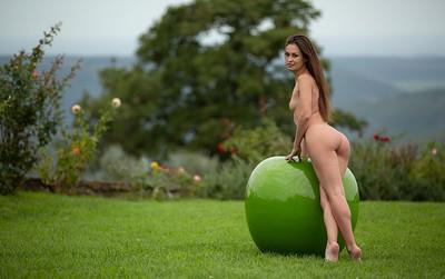 Demi Fray in Sweet Apple from Femjoy