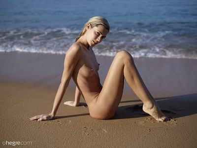 Francy in Naturist Life from Hegre Art
