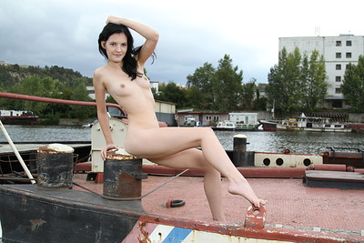Anie Darling in By The Dock from Erotic Beauty