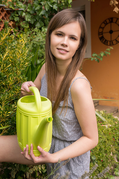 Sanny in Hot Day from Metart