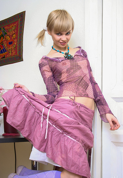 Cindy B in Cindy Undressing from Stunning 18
