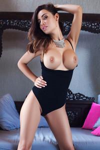 Adrienn nackt Levai World Models