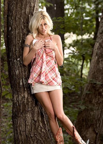 Bria Lyn Allen in  from Playboy