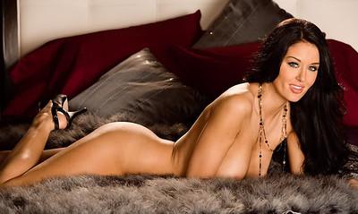 Christina Kraft in  from Playboy