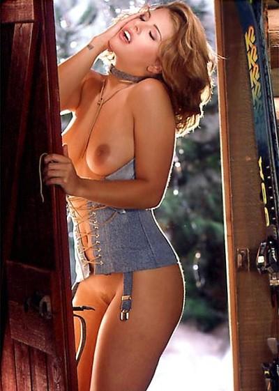 Jennifer miriam fake nude naked legs open, topless HD