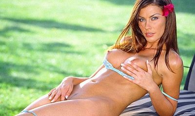 Krista Kelly in  from Playboy