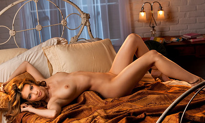 Lily Bart in  from Playboy
