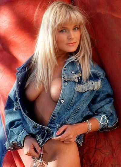 Terri Lynn Doss in  from Playboy