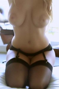 Carlye Denise Stocking Temptress Video