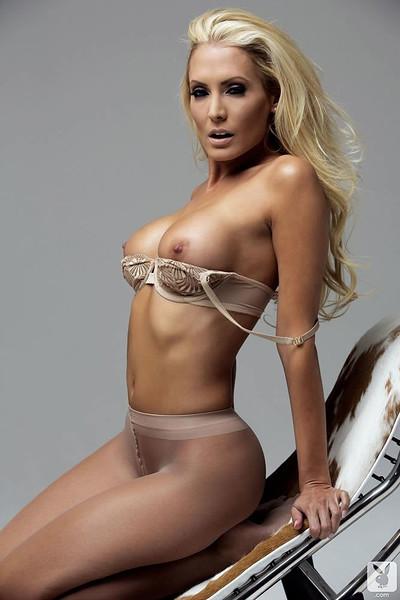 Jennifer Vaughn in  from Playboy