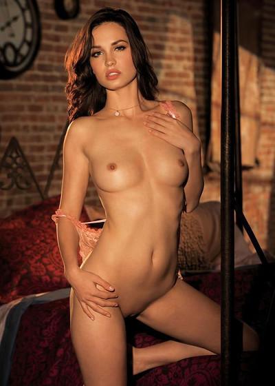 Pamela Horton in  from Playboy